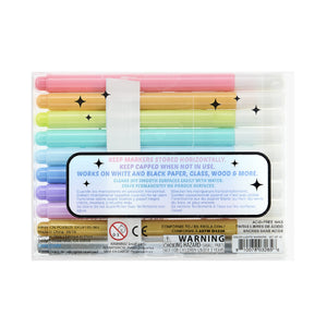 Ooly Color Lustre Markers