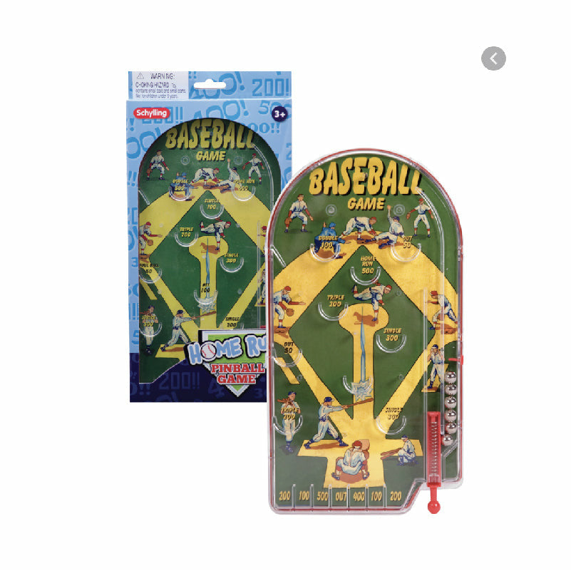 Schylling Home Run Pinball Game