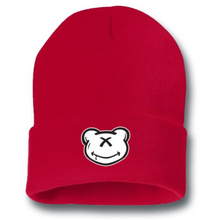 Load image into Gallery viewer, Candy Rox Cornell School Spirit Beanie