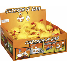Load image into Gallery viewer, Toysmith Chicken N' Egg