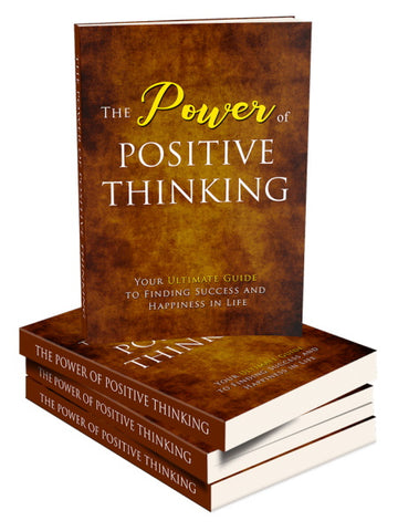 The Power Of Positive Thinking
