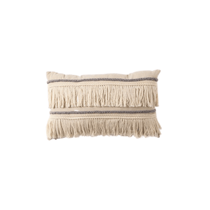 Fringed Cushion Cover no.2 - OikoSarri