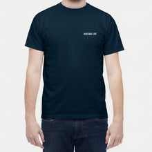 Load image into Gallery viewer, Heritage Live Logo Tee
