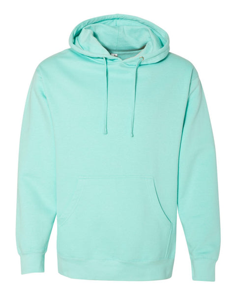 Blank Hoodies-Independent Trading Co Midweight Hoodies