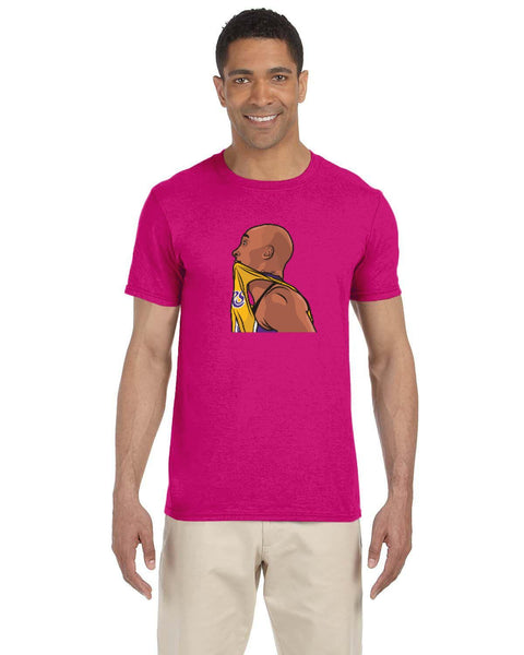 Kobe Caricature Collection Gildan Adult Softstyle 7.5 oz./lin. yd. T-Shirt | G640