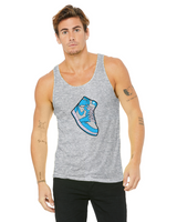 Jordan 1 Retro UNC Kicks Collection Bella + Canvas Unisex Jersey Tank | 3480