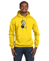 Posty Caricature Collection Champion 12 oz./lin. yd. Double Dry Eco Pullover Hood | S700