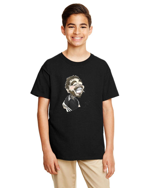 Posty Caricature Collection Gildan Youth Softstyle 7.5 oz./lin. yd. T-Shirt | G645B