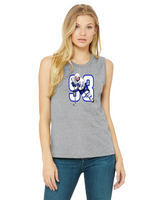 Doug Gilmour Caricature Collection Bella + Canvas Ladies' Jersey Muscle Tank | B6003