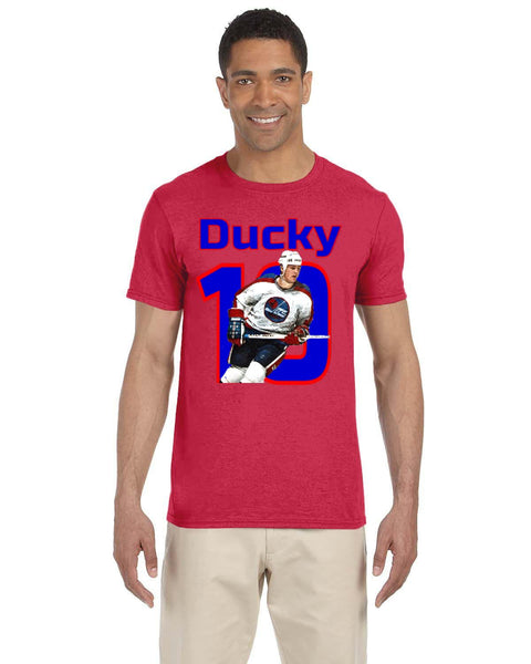 Dale Hawerchuck Caricature Collection Gildan Adult Softstyle 7.5 oz./lin. yd. T-Shirt | G640