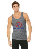 No Ma'am Bella + Canvas Unisex Jersey Tank | 3480
