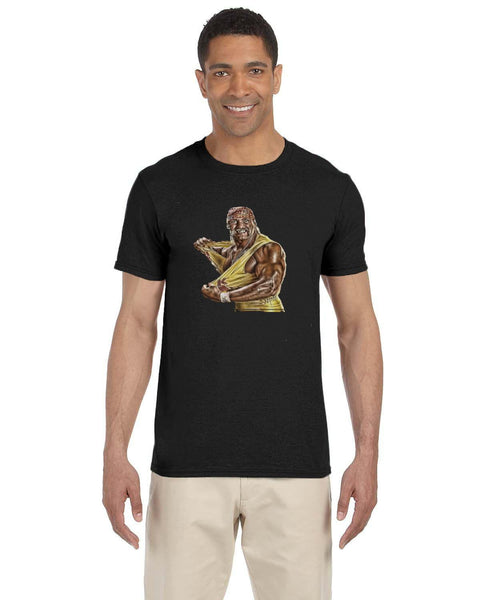 Hulk Hogan Caricature Collection Adult Softstyle 7.5 oz./lin. yd. T-Shirt | G640