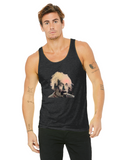 Melysa Gorlicky Artist Collection- Einstein  Bella + Canvas Unisex Jersey Tank | 3480
