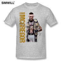 Novelty Unique Conor Mcgregor Tshirt