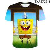 SpongeBob and Patrick T shirt