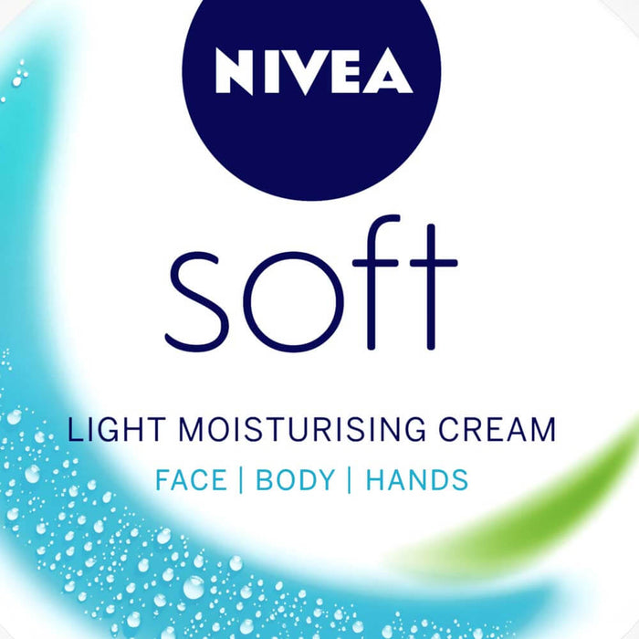 Soft - Light Moisturising Cream