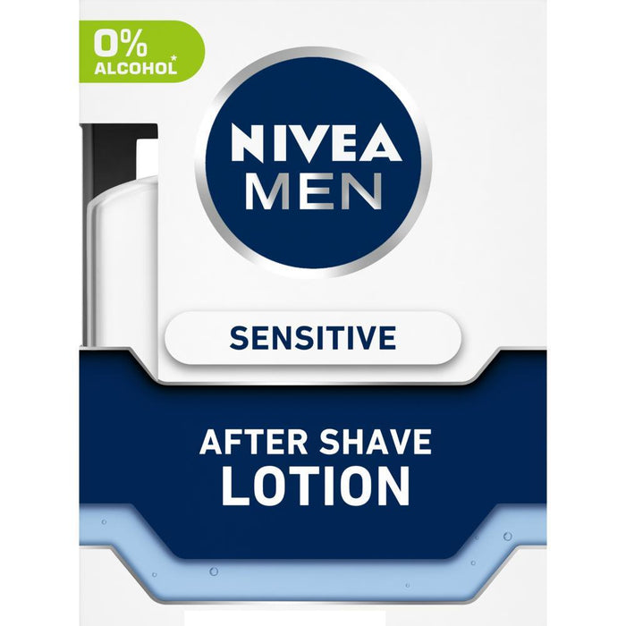 Men's Sensitive After Shave Lotion