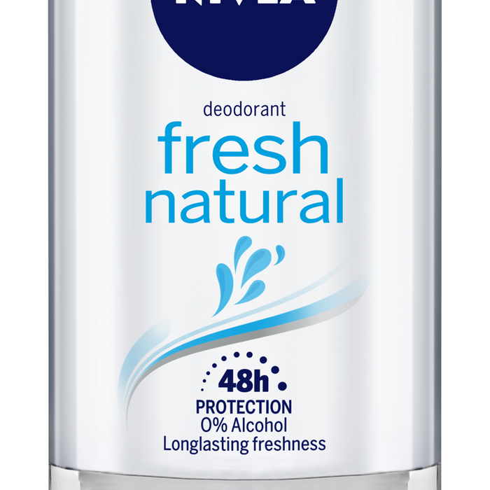Deodorant Roll On- Fresh Natural