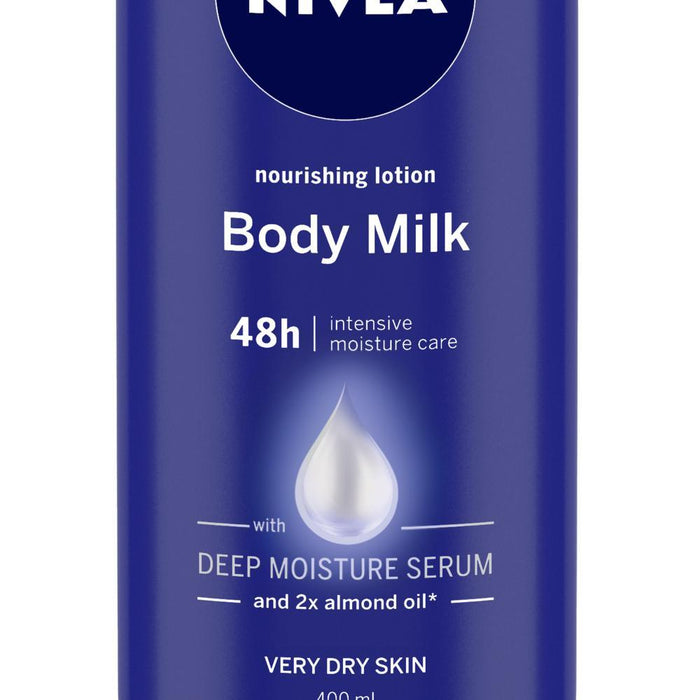 Body Lotion- Nourishing Body Milk (Very Dry Skin)
