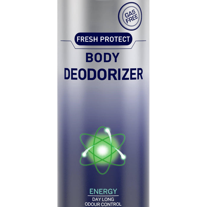 Fresh Protect Body Deodorizer - Energy