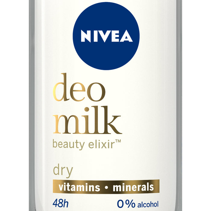 Women's Deodorant - Deo Milk Dry Roll On