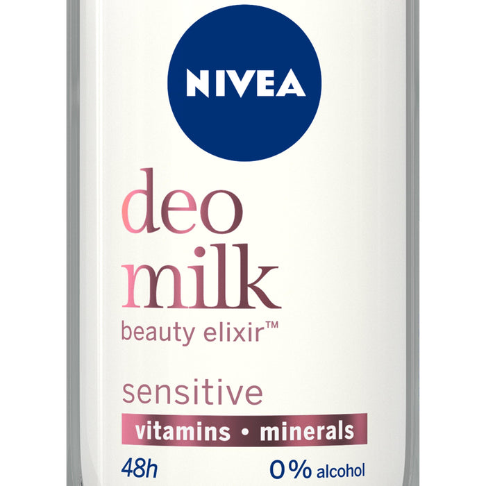 Women's Deodorant- Deo Milk Sensitive Roll On