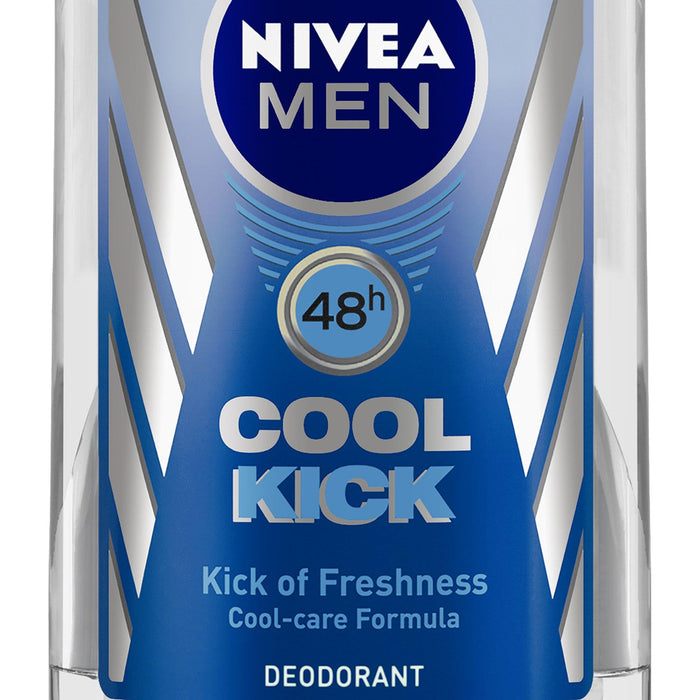 Men's Deodorant Roll On - Cool Kick