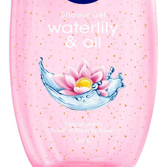 Shower Gel - Waterlily & Oil Body Wash
