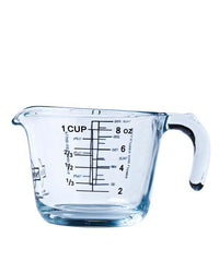 Glass Measure jug