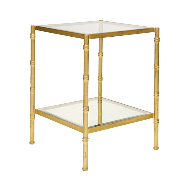 Bella Gold Side Table