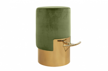 Load image into Gallery viewer, Esta Bar Stool - Moss Green