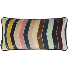 Load image into Gallery viewer, Pietra Dura Multicolore Cushion