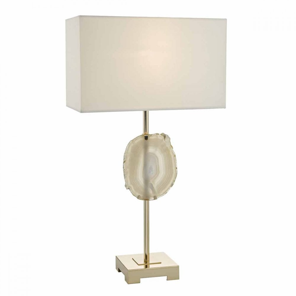 Taormina Gold Table Lamp