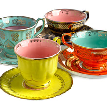 Load image into Gallery viewer, Grandpa Tea Set x4