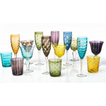 Load image into Gallery viewer, champagne cuttings multicolour set x6