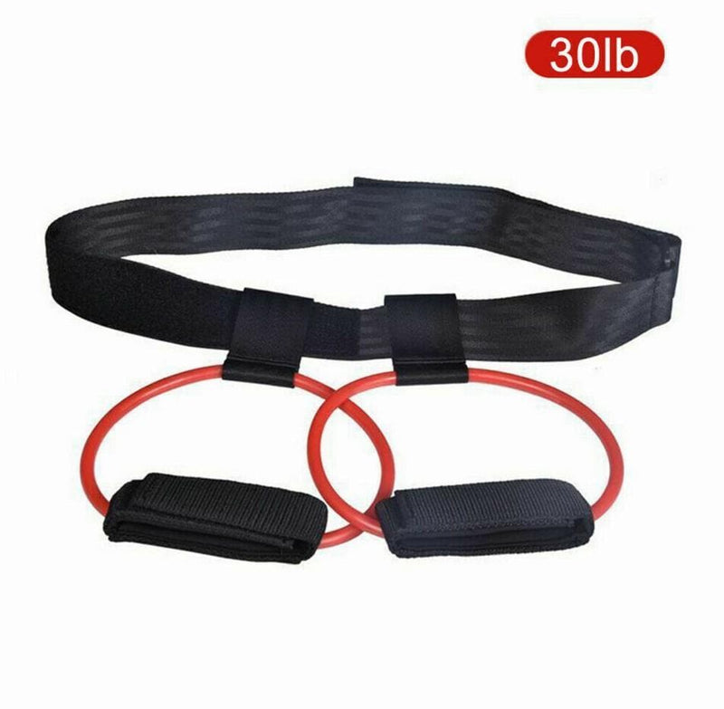 MultiFunction Fitness Resistance Bands for Butt Legs Muscle Training - RedSky Medical