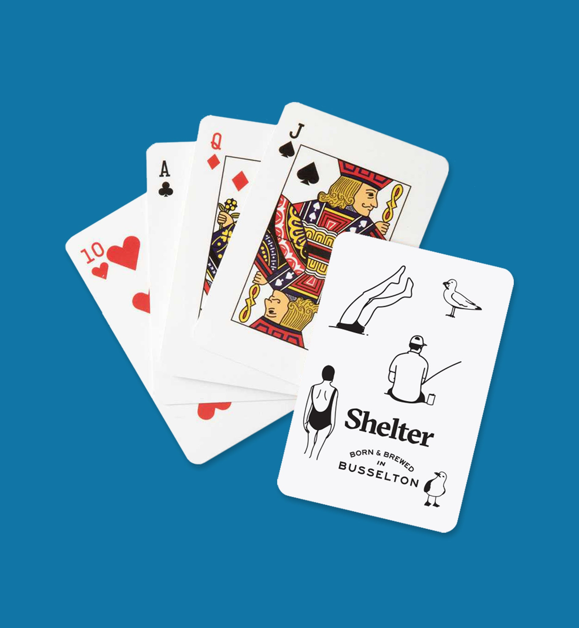 Shelter Playing Cards