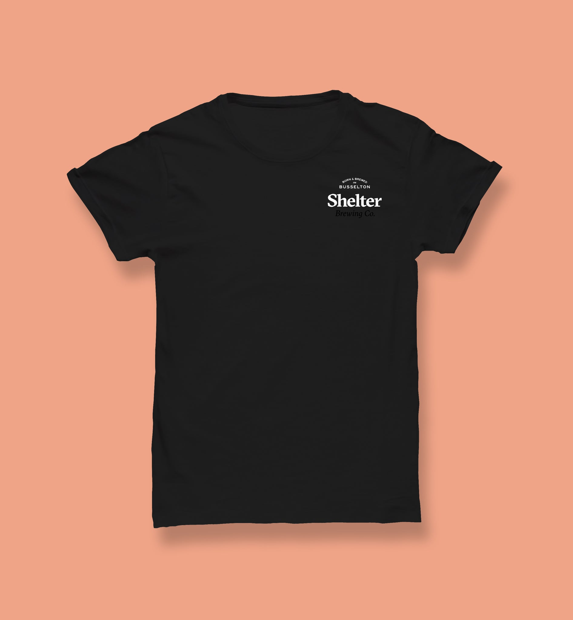 Shelter Brewing Tee