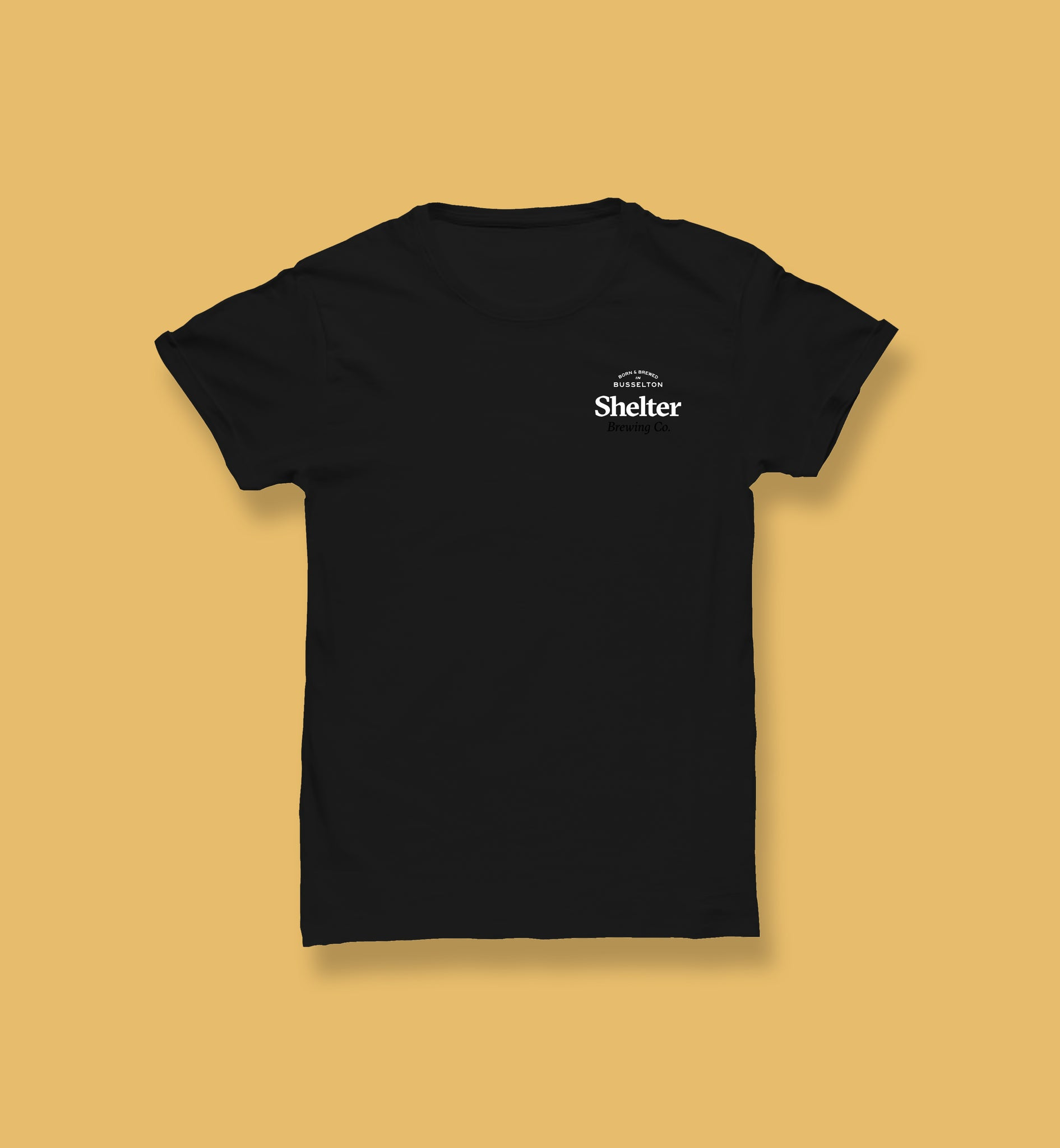 Shelter Brewing Tee - Womens