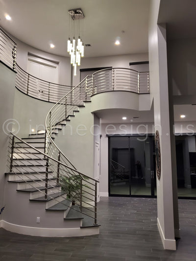 Railing Systems - Javier Sure Knows How to Build a House!