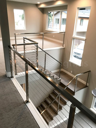 Cable Railing Systems Blends Design and Functionality