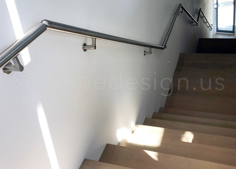 Handrail use by Q-Architecture, Inc.