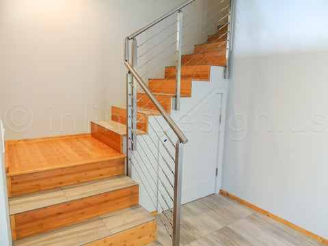 handrail cable systems
