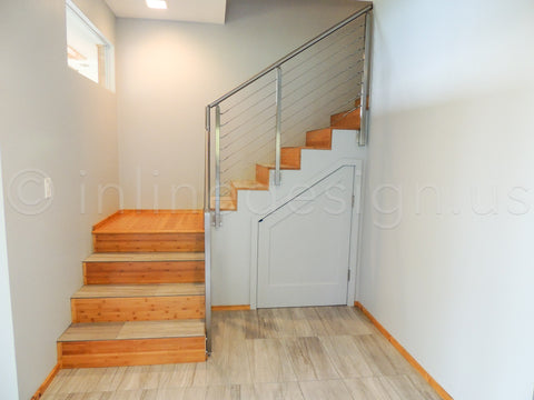 stainless steel cable handrails