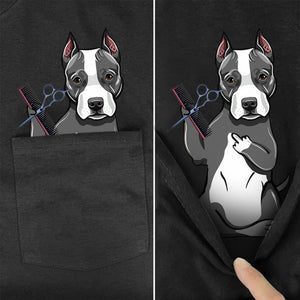CAMISETA MASCULINA - DOG