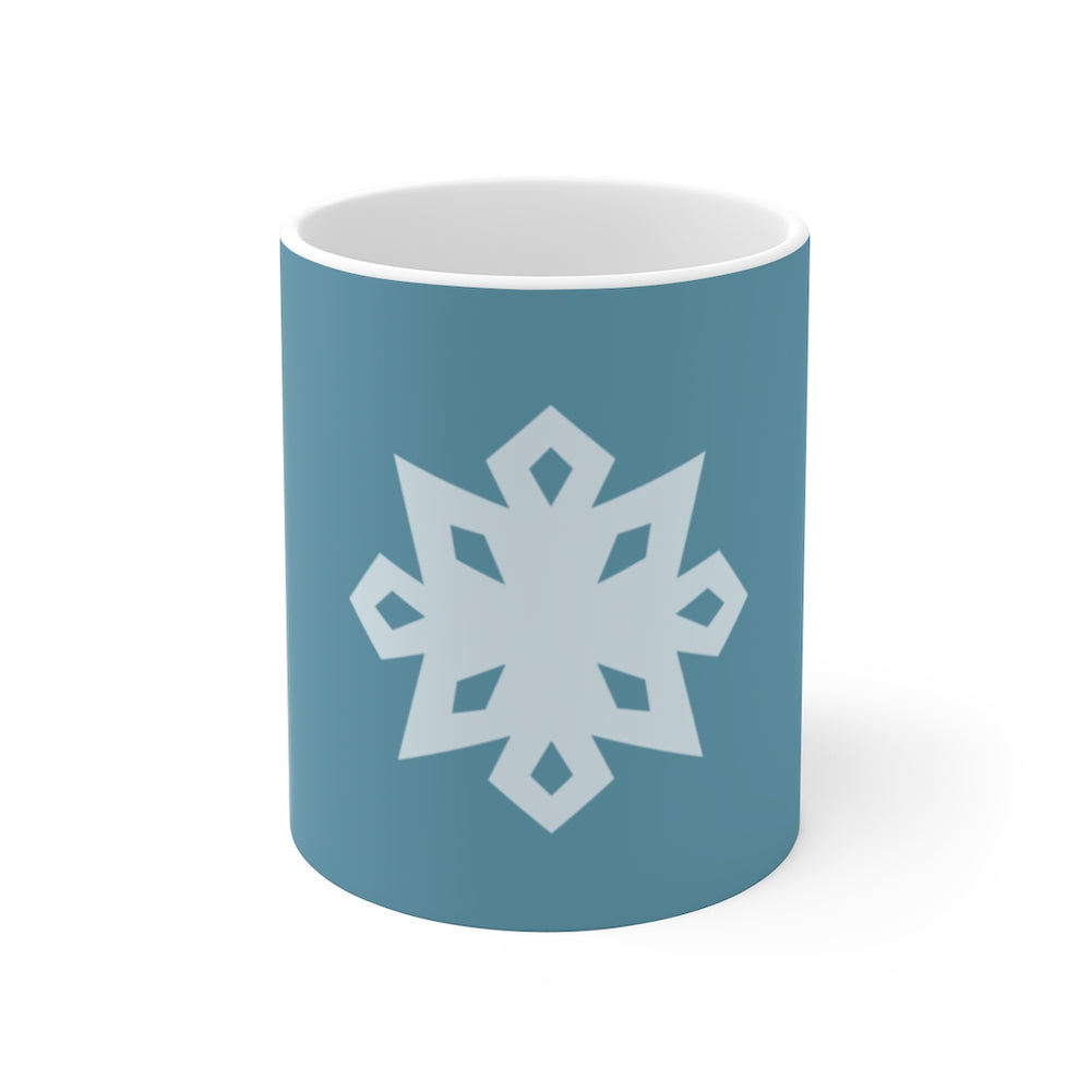 Winter Ceramic Mug