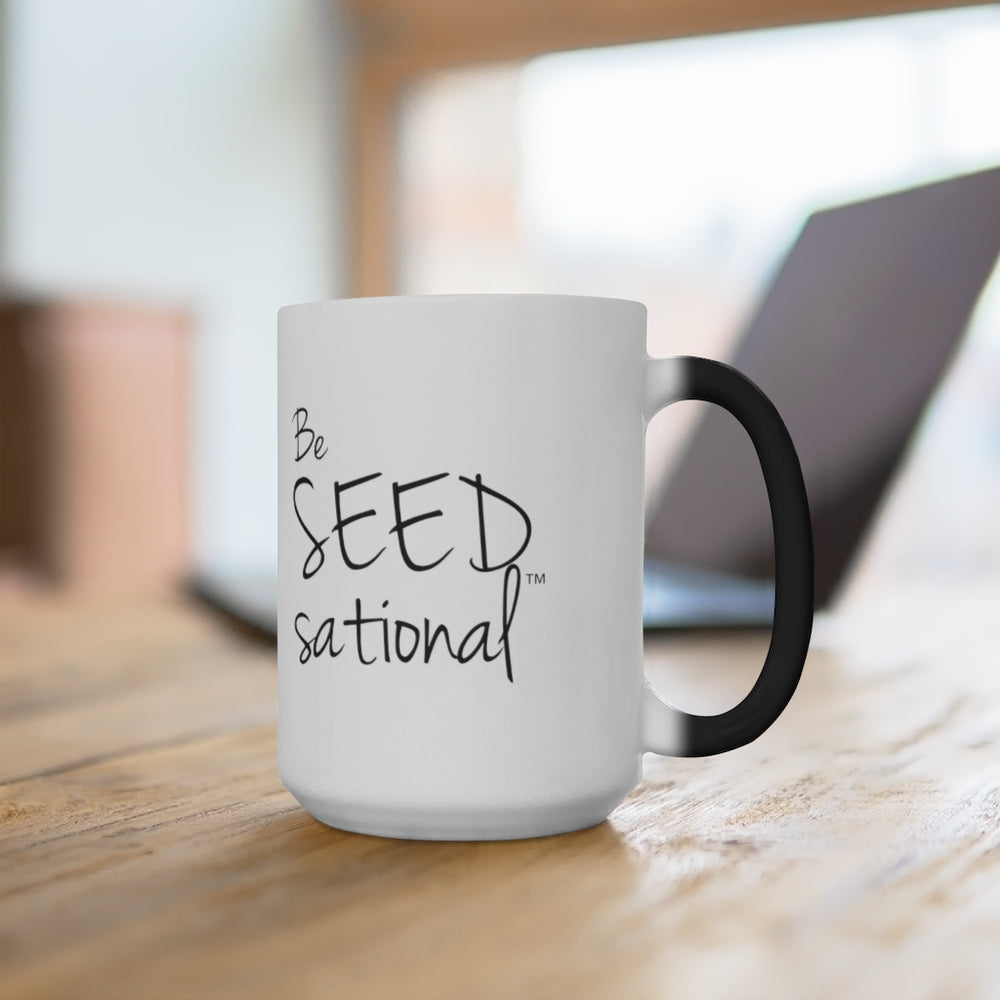 Be SEEDsational Color Changing Mug