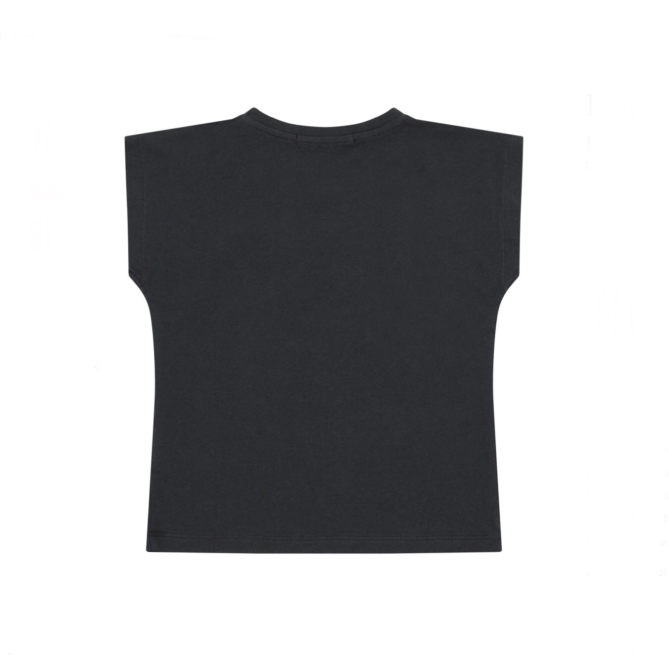 MARSH Ash Black Heart - Sleeveless T-Shirt