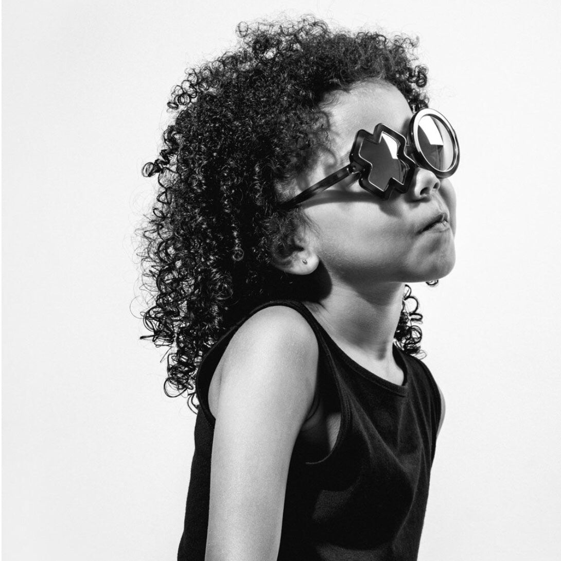 XO Black Sunglasses - by SONS + DAUGHTERS Eyewear