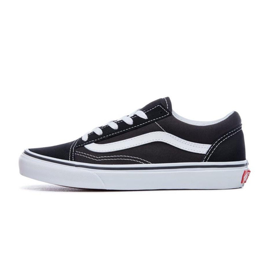 845eda2ace VANS OLD SKOOL - (Suede Canvas) Black-True White – Finger in the nose